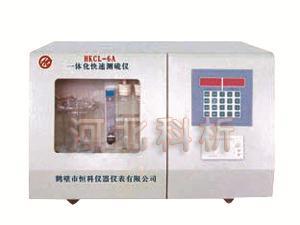 HKCL-6A一体化快速智能定硫仪